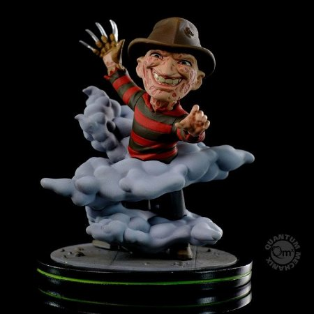Freddy Krueger A Hora do pesadelo Q-Fig Quantum Mechanix  Original