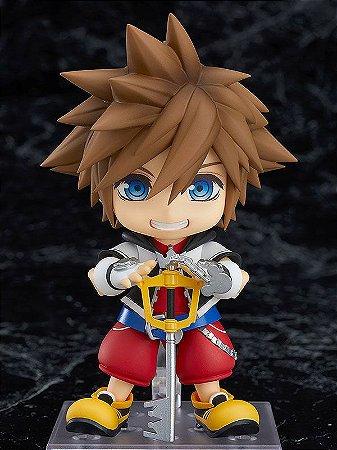 Sora Kingdom Hearts Nendoroid Good Smile Company Original