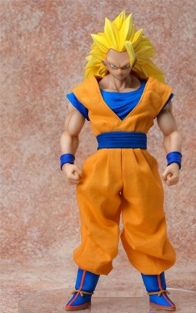 Son Goku Super Saiyajin 3 Dragon Ball Dimension of Dragonball MegaHouse Original