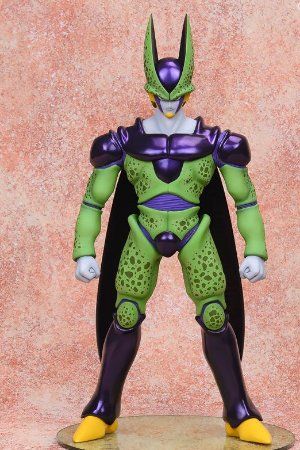 Cell Forma Perfeita Dragon Ball Z Dimension of Dragonball MegaHouse Original