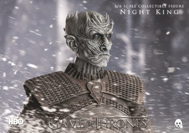 Night King Game Of Thrones Threezero Original