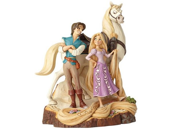 Enrolados Disney Traditions Enesco Original