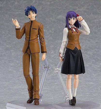 Sakura Matou & Shinji Matou Fate/stay night Heaven's Feel Figma Max Factory Original