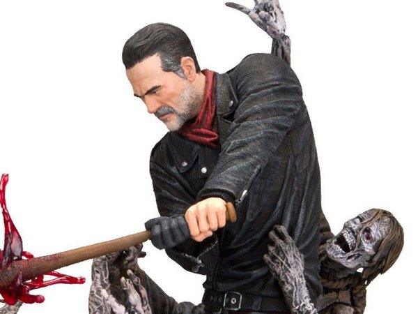 Negan The Walking Dead McFarlene Toys Original