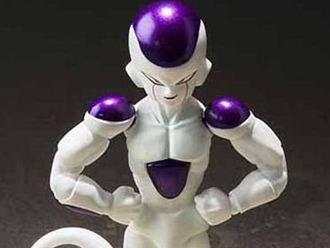 Super Freeza Final form Resurrection Dragon Ball Z Fukkatsu no F S.H. Figuarts Bandai Original