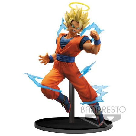 Son Goku Super Saiyajin 2 Dragon Ball Z Dokkan Battle Banpresto Original