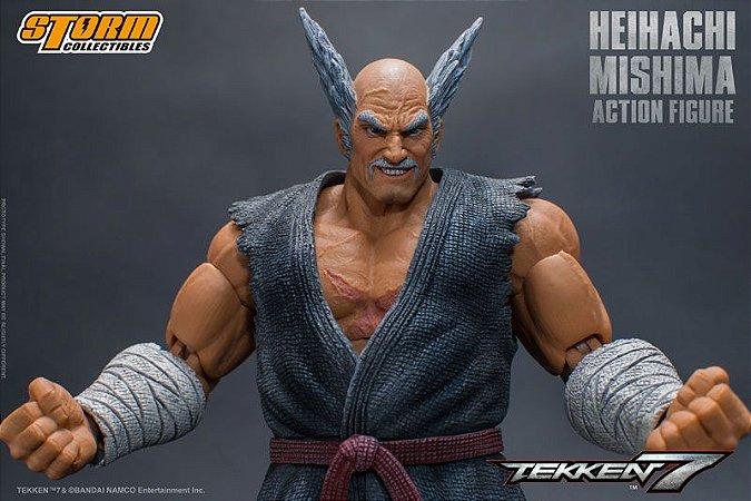 Heihachi Mishima Tekken Storm Collectibles Original