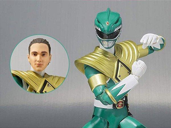 [SDCC 2018] Ranger Verde Power Rangers Mighty Morphin S.H.Figuarts Bandai Original