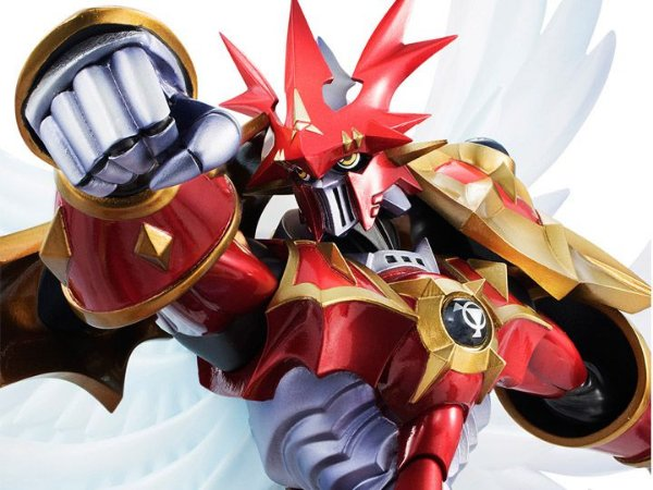 Dukemon Crimson Mode Digimon Tamers G.E.M. Series Megahouse Original