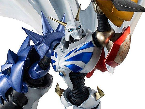 Omegamon Digimon Adventure Precious G.E.M. Series MegaHouse Original