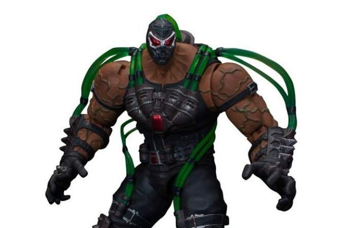 Bane Injustice Gods Among Us Storm Collectibles Original