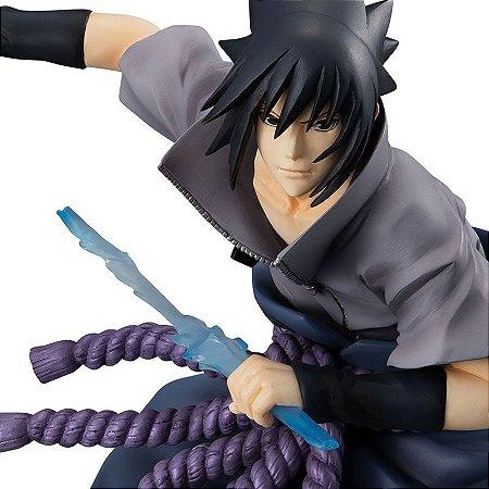 Sasuke Uchiha Shinobi World War ver. Naruto Shippuden G.E.M. MegaHouse Original