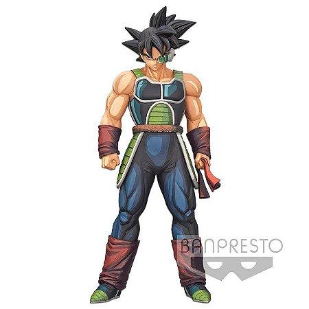 Bardock Dragon Ball Z Manga Dimensions Banpresto Original