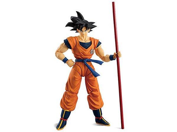 Bastão Son Goku Dragon Ball S.H. Figuarts Bandai Original