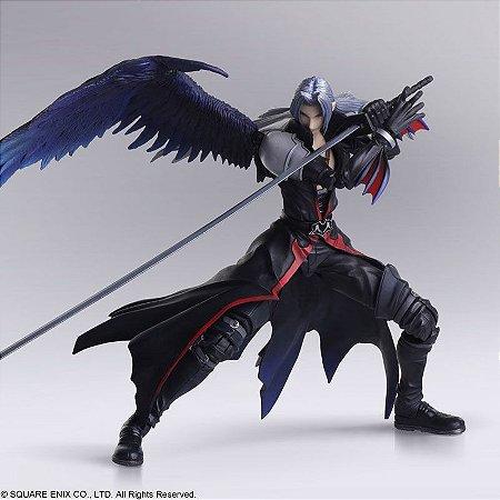 Sephiroth Another Form Final Fantasy Bring Arts Square Enix Original