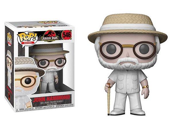John Hammond Jurassic Park Pop! Movies Funko original