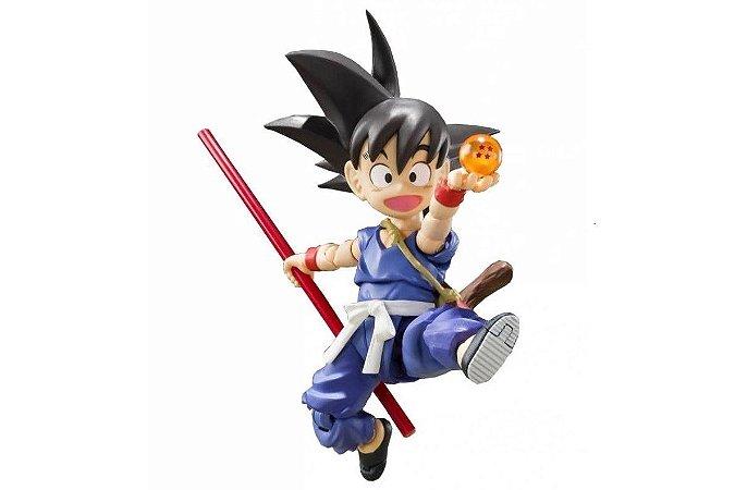 [SDCC 2019] Son Goku infância Dragon Ball S.H. Figuarts Bandai Original