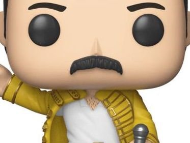 Freddie Mercury Wembley 1986 Pop! Rocks Funko Original