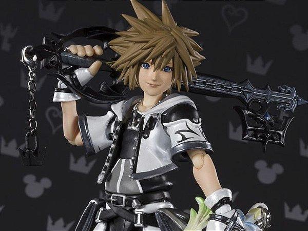 Sora Final Form The Kingdom Hearts S.H. Figuarts Bandai Original