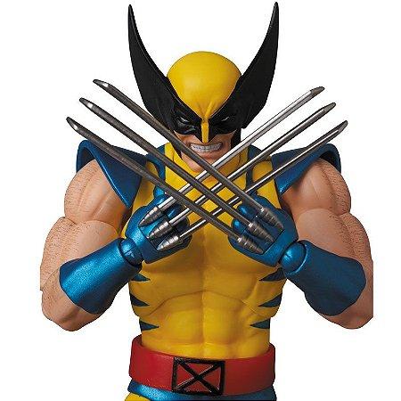 Wolverine X-Men Comic ver. MAFEX No.096 Medicom Toy Original