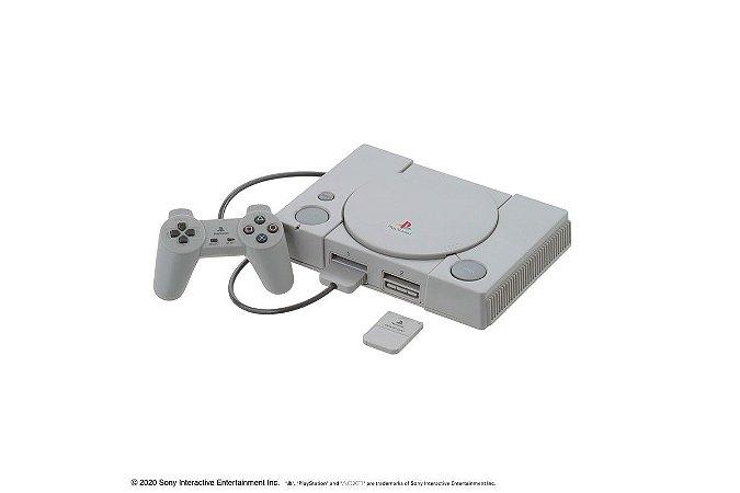 PlayStation One SCPH-1000 Best Hit Chronicle 2/5 Plastic Model Bandai Original
