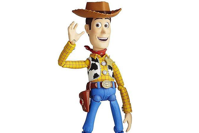 Woody Toy Story Legacy of Revoltech Kaiyodo Original