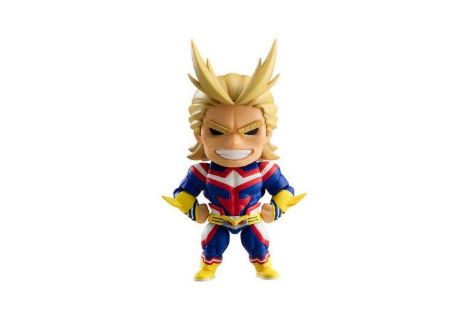 All Might Boku no Hero Academia Nendoroid Good Smile Company Original
