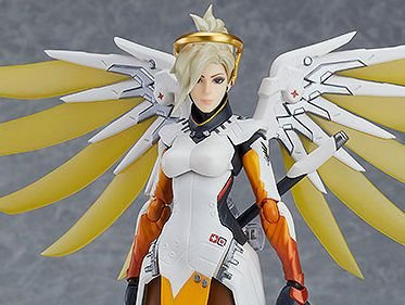 Mercy Overwatch Figma Good Smile Company Original