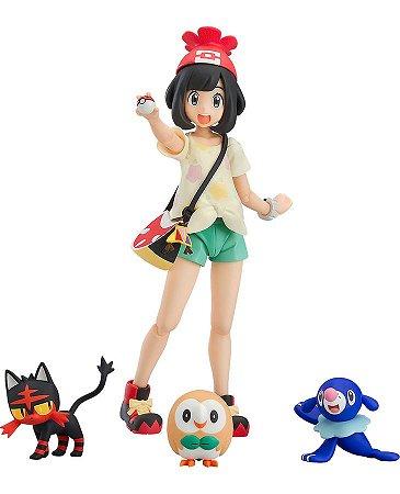Selene Mizuki Pokemon Figma Good Smile Company Original