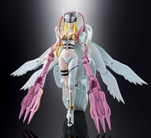 Angewomon Digimon Adventure Digivolving Spirits 04 Bandai Original