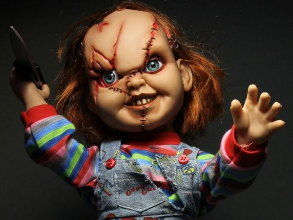 Chucky  A noiva de Chucky Mezco Toys Original
