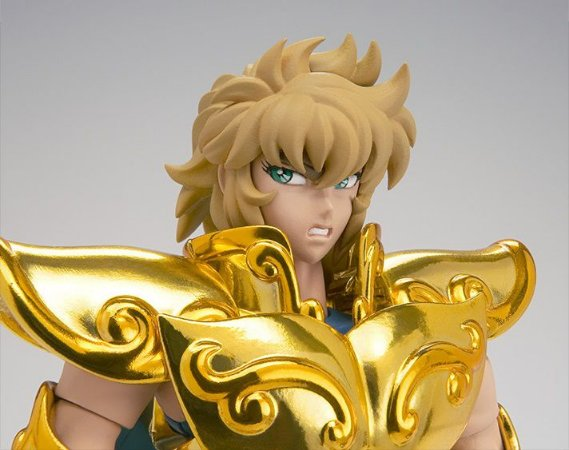 Leo Aiolia Saint Seiya Revival Version My Cloth EX Bandai Original