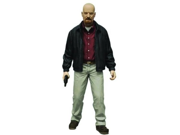 Heisenberg Breaking Bad PX Previews Mezco Toyz Original