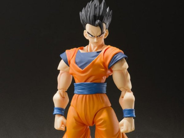 [SDCC 2019 Exclusivo] Gohan Ultimate Dragon Ball Z S.H. Figuarts Bandai Original