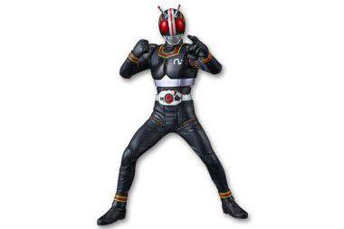 Kamen Rider Black Kamen Rider Dual Solid Heroes Vol.12 DXF Banpresto Original