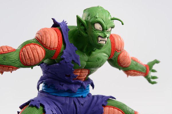 Piccolo Dragon Ball Z Scultures Big #7 Banpresto Original