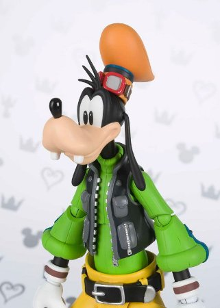 Pateta Kingdom Hearts II S.H. Figuarts Bandai Original