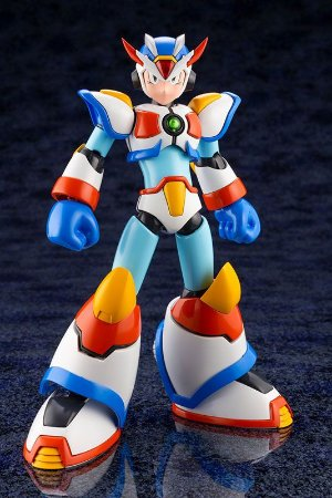 Mega Man X Max Armor Plastic Model Kotobukiya Original