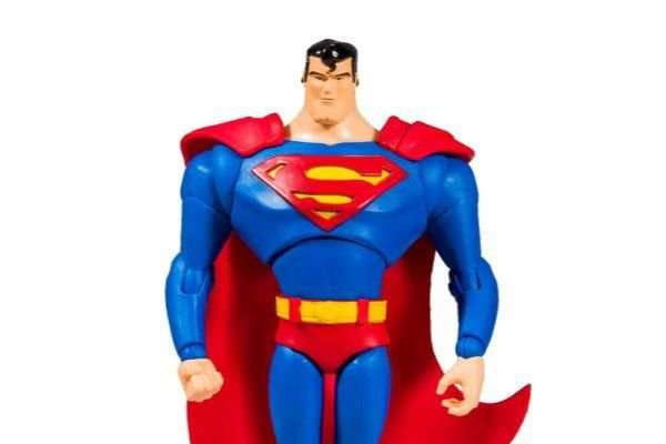 Superman The Animated Series DC Multiverse Mcfarlane Toys Original
