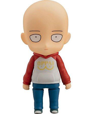 Saitama OPPAI Hoodie Ver. One-Punch Man Nendoroid Good Smile Company Original