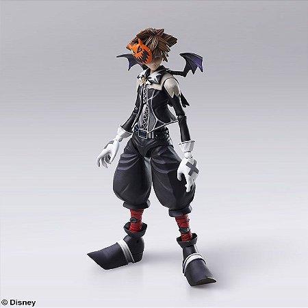 Sora Halloween Town Kingdom Hearts Bring Arts Square Enix Original