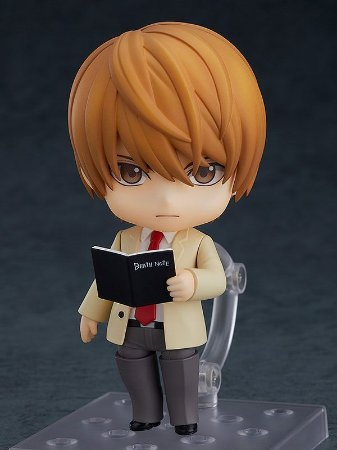 Light versão 2.0 Death Note Nendoroid Good Smile Company Original