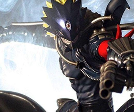 Beelzebumon & Behemoth Digimon Tamers G.E.M. Precious Megahouse Original