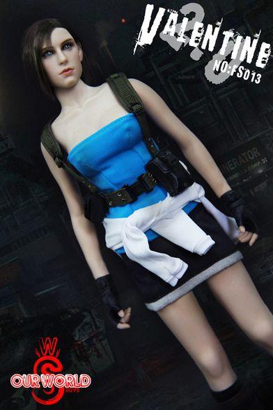 Jill Valentine Resident Evil 3 Nemesis Ourworld