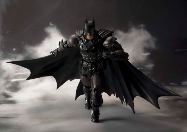 Batman Injustice Gods Among Us S.H. Figuarts Bandai Original