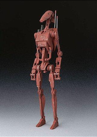 Battle Droid Geonosis Color Star Wars O Ataque dos clones S.H. Figuarts Bandai Original