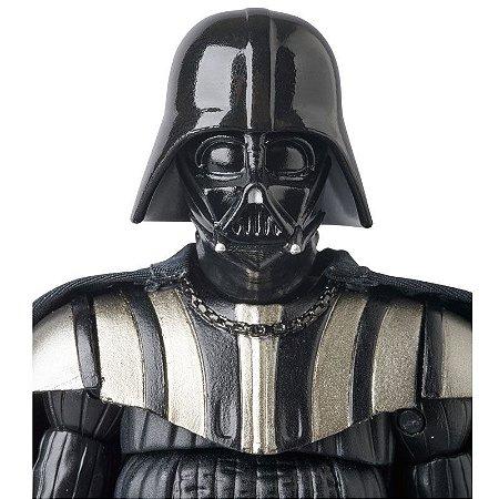 Darth Vader Star Wars Episódio III A vingança dos Sith Mafex No.037 Medicom Toy Original