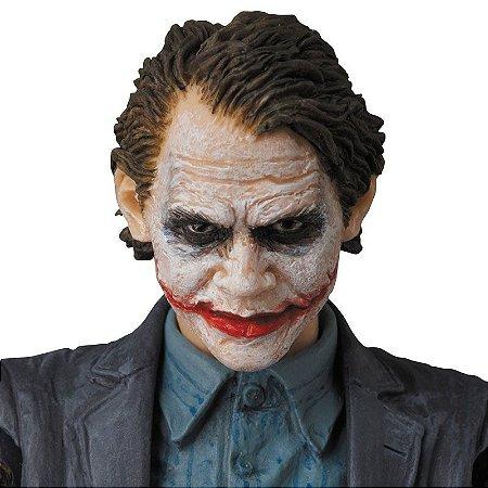 Coringa Bank Robber ver. Batman O cavaleiro das Trevas MAFEX No.015 Medicom Toy Original
