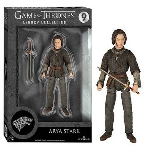 Arya Stark Game of Thrones Legacy Collection Funko Original