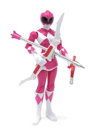 Kimberly Ranger Rosa Power Rangers Mighty Morphin Legacy Bandai Original